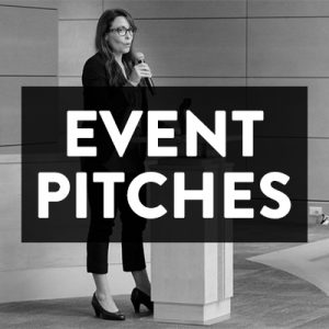 Event Pitches